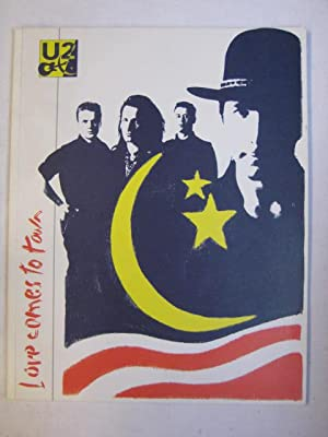 U2 Loves Come to Town Tour (Tour Programme)