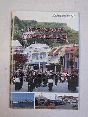 Devonport, New Zealand - Book 2: Bioletti, Harry [signed]