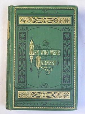 Men Who Were Earnest : The Springs