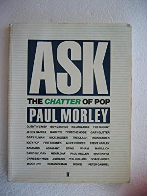 Ask - The Chatter of Pop