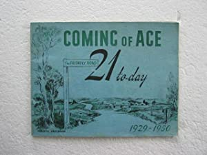 Coming of Age : 21 Today 1929-1950 (Fellowship of the Friendly Road)
