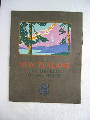 New Zealand - The Britain of the South