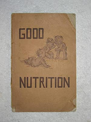Good Nutrition : Principles and Menus.