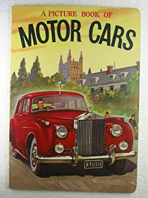 Toppan - A Picture Book of Motor Cars