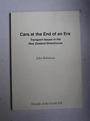 Cars at the End of an Era : Transport Issues in the New Zealand Greenhouse