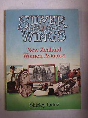 Silver Wings - New Zealand Women Aviators: Shirley Laine