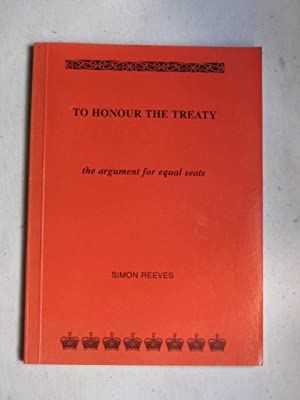 To Honour the Treaty : The Argument for Equal Seats