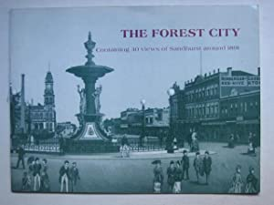 The Forest City : Containing 30 Views of Sandhurst Around 1891. [Australia]