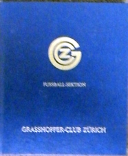 Grasshopper-Club Zürich Fussball-Sektion. Fussball mit GC.