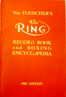 The 1955 Ring Record Book and Boxing: Nat FLEISCHER: