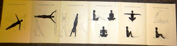 Gymnastik-Bilder. Gezeichnet von AXEL EBBE. Reihe I: 56 Wandtafeln. Mit 100 gymnastischen ...