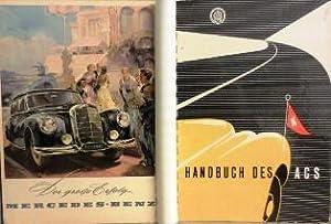 HANDBUCH Des ACS. Ausgabe 1952.: ACS) Automobil-Club der Schweiz (Hrsg):