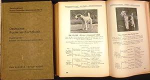 Deutsches Foxterrier-Zuchtbuch. Band XXXI - Nr. 60701-68000. Zuchtregister / Inhaber von ...