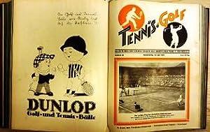 Alleiniges amtliches Organ des Deutschen Tennis-Bundes e.V. Herausgegeben unter Mitwirkung von H.O....