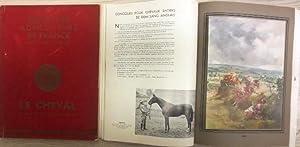 Revue des Agriculteurs de France. Numéro Spécial de Juin 1935: LE CHEVAL: ...