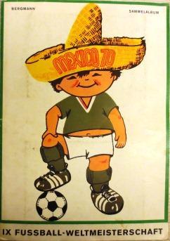 IX. Fußball-Weltmeisterschaft. Sammelbilderalbum. Herausgegeben von der ...