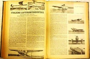 Zeitschrift für die gesamte Luftfahrt. Hauptschriftleiter: Karl Seyboth / Leipzig. ...