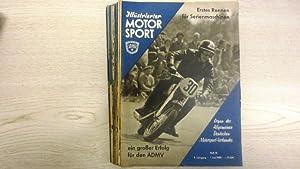 Organ des Allgemeinen Deutschen Motorsport-Verbandes (ADMV). Verantwortlicher Redakteur: Edmund ...