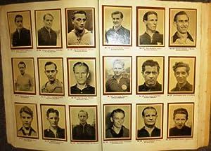 Bilder vom Spielgeschehen 1950 bis zur Deutschen Meisterschaft 1951. Kosmos Sammelbilder.: ...