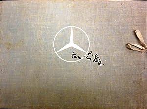Herausgegeben von der Daimler-Benz AG Stuttgart-Untertürkheim. Vorwort von Walther Kiaulehn.: ...