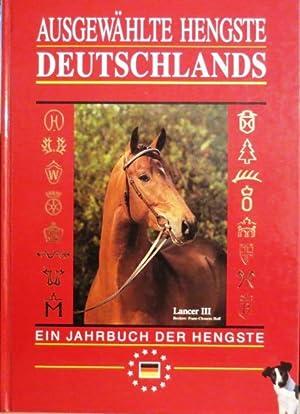 Ausgewählte Hengste Deutschlands. Ein Jahrbuch der Hengste 1996/97.: EYLERS, B.: