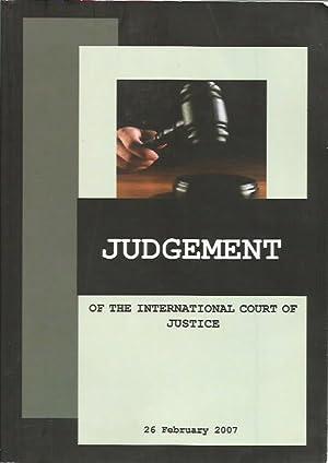 Judgement of the International Court of Justice: Muharem Kreso