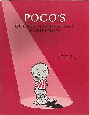 Pogo's Golden Anniversary Exhibition: Kelly, Walt; Matt Groening and Mark Burstein