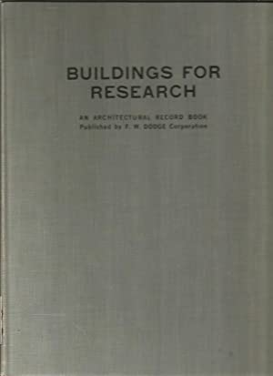BUILDINGS FOR RESEARCH.: Herbert L. Smith Jr. (Editor)