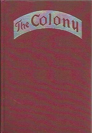 The Colony (signed by Gene Cavallero): Iles Brody