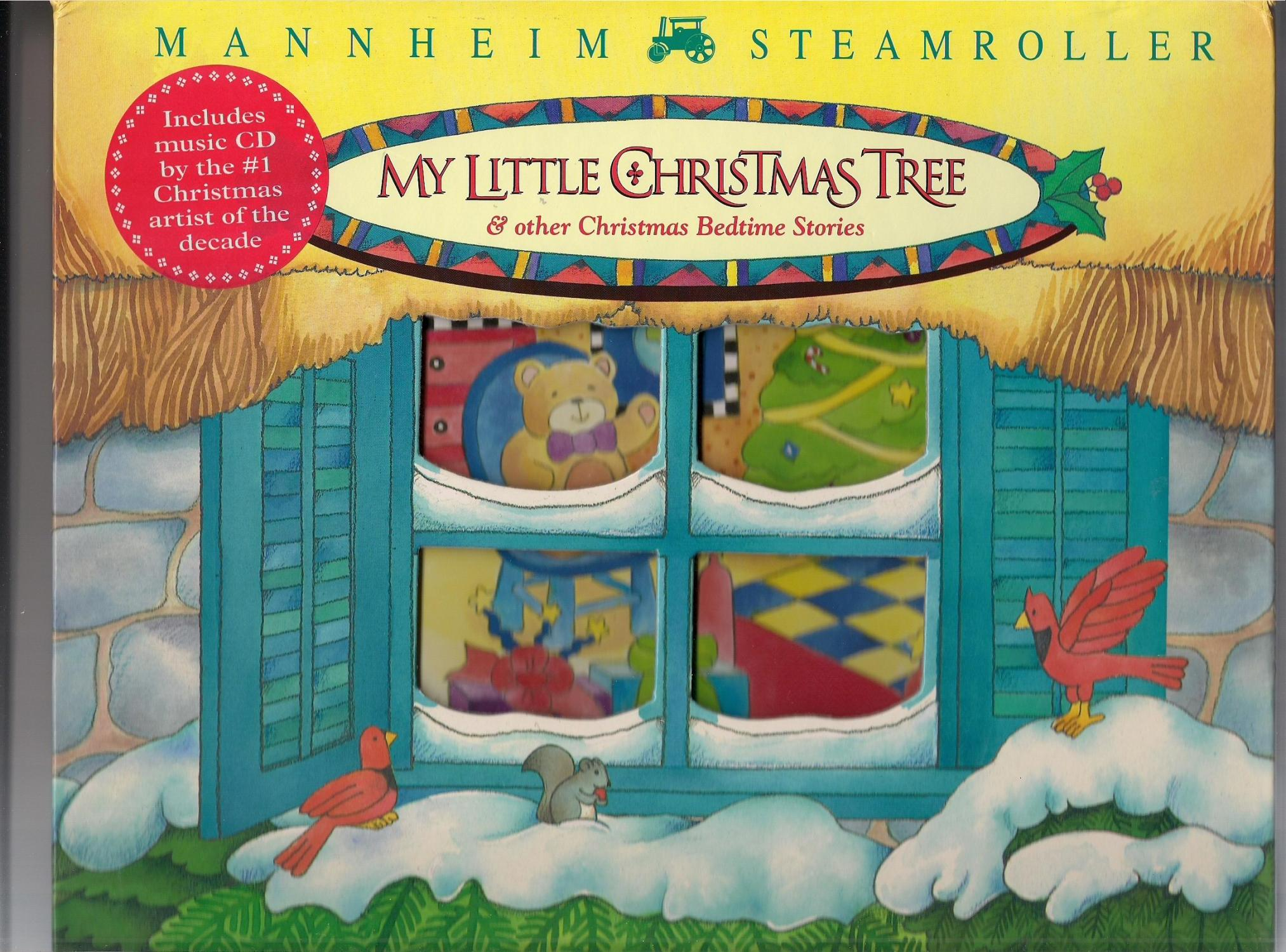 my little christmas tree and other christmas bedtime stories with cd davis chip - Christmas Bedtime Stories