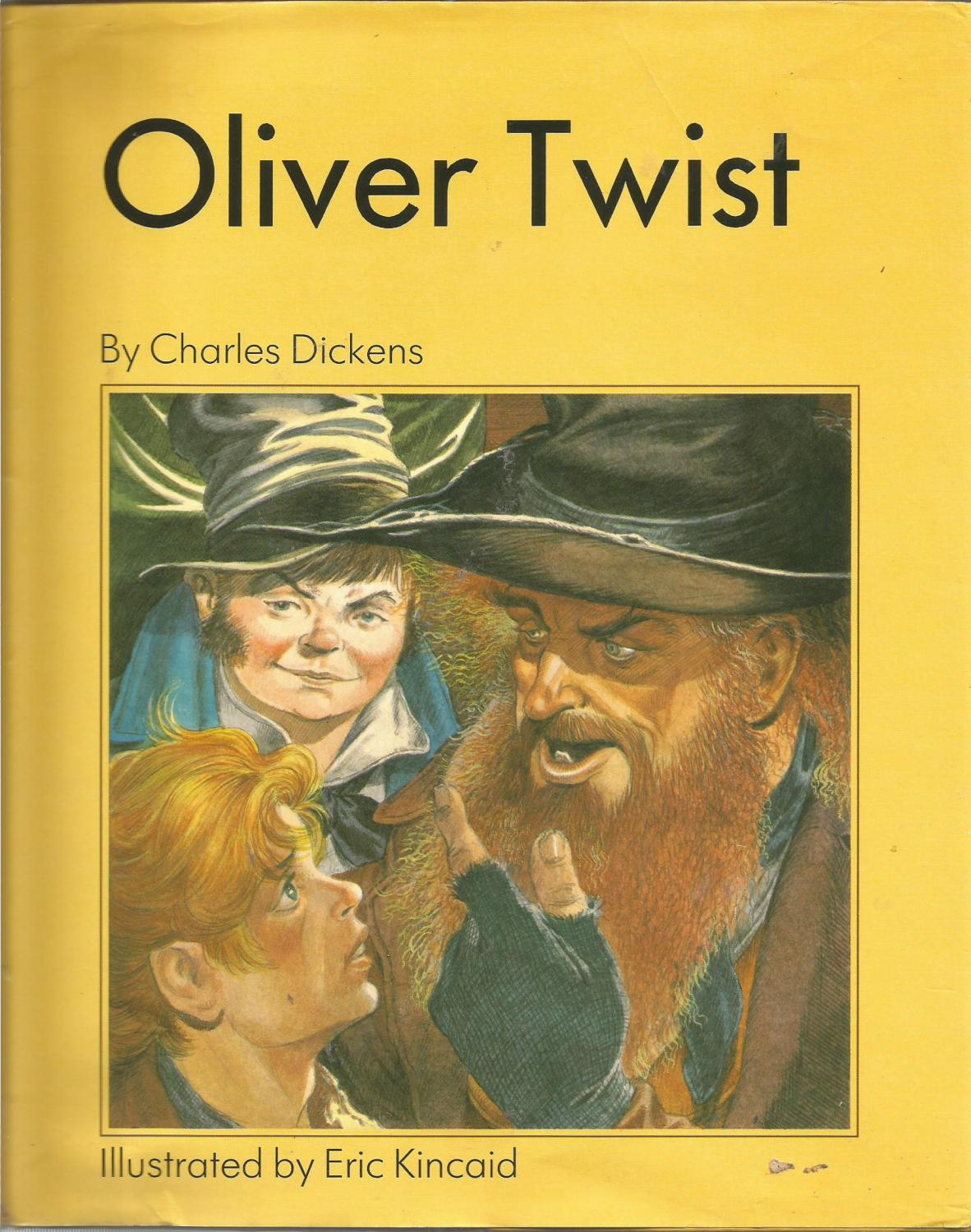 the importance of charles dickens oliver twist