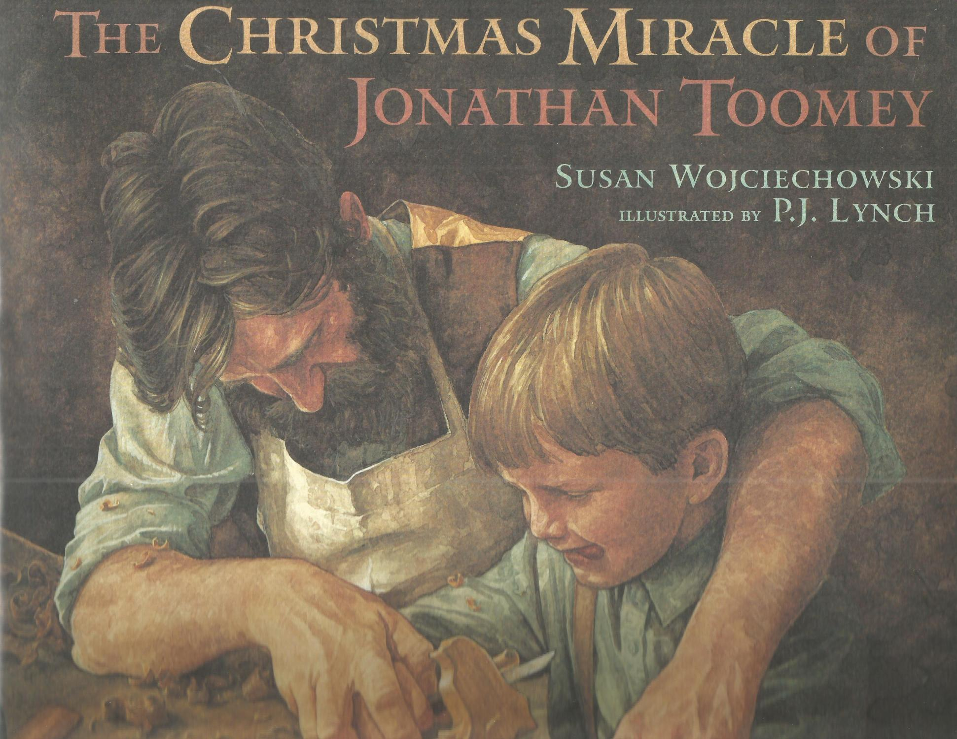 The Christmas Miracle Of Jonathan Toomey.The Christmas Miracle Of Jonathan Toomey