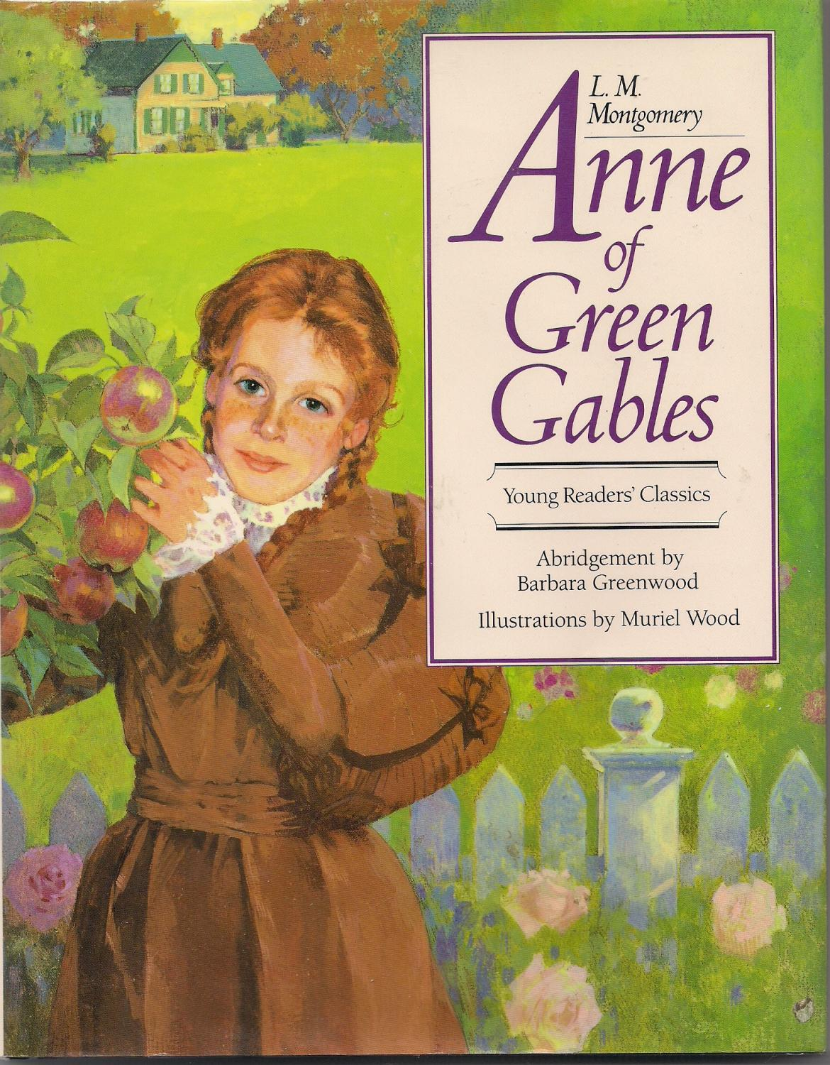 Anne Of Green Gables Anne Bakes A Cake
