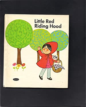 Tell-a-Tale Book-Little Red Riding Hood-An old nursery: Dettmer, Mary Lou