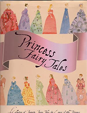 Princess Fairy Tales-Rapunzel, The Frog Prince, The
