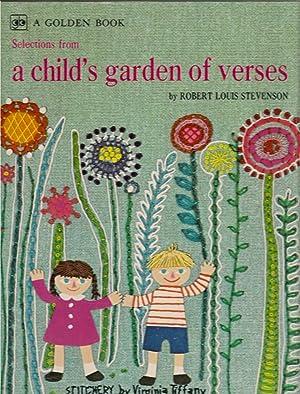 A Child's Garden of Verses: Stevenson, Robert Louis;