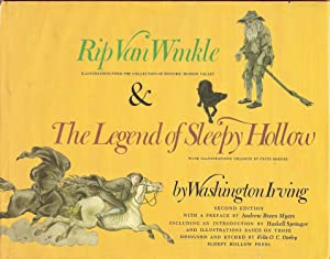 Rip Van Winkle and the Legend of: Irving, Washington;Sleepy Hollow