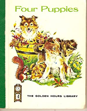 Four Puppies-one of the Golden Hours Library: Heathers, Anne