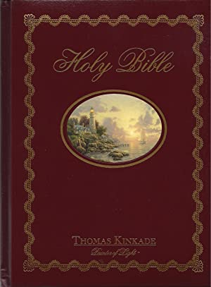 Holy Bible Containing the Old and New: God; illustrated by