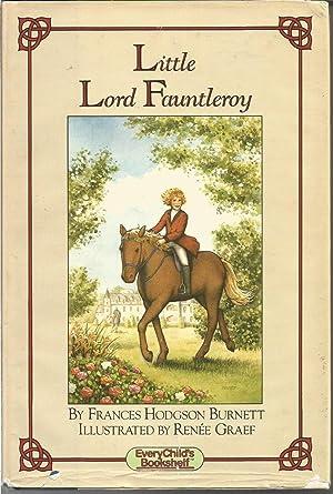 Little Lord Fauntleroy: Burnett, Frances Hodgson-illustrated