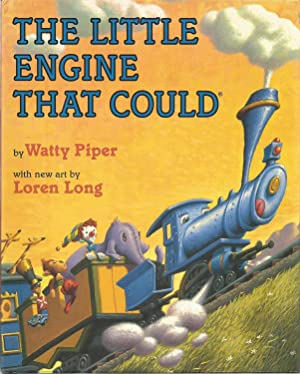 The Little Engine That Could: Piper, Watty-illustrated by