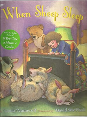 When Sheep Sleep-signed by author: Numeroff, Laura
