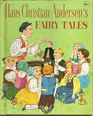 Wonder Book-Hans Christian Andersen's Fairy Tales-Retold for: Caraway, James-illustrator