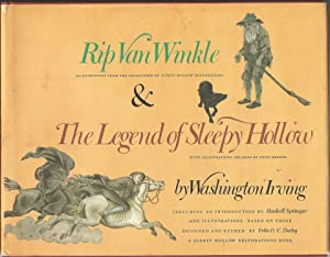 Rip Van Winkle & the Legend of: Irving, Washington