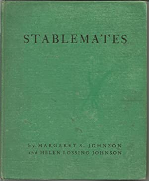 Stablemates-The Story of Dick and Daisy: Johnson, Margaret S.