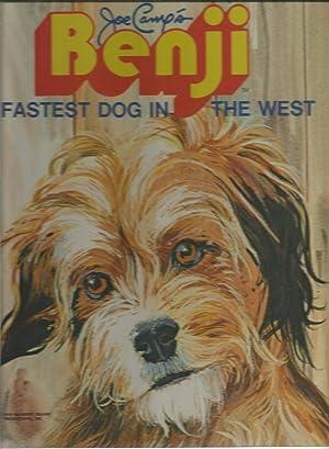 Joe Camp's Benji: Fastest Dog in the: Ingoglia, Gina