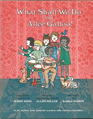 What Shall We Do and Allee Gallo: Winn, Marie-musical Arrangements By Allan Miller