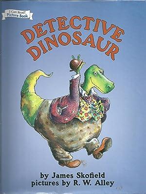 Detective Dinosaur: James Skofield