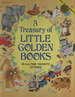 A Treasury of Little Golden Books: 36
