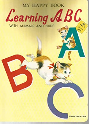 My Happy Book-Learning ABC with Animals and Birds